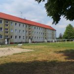 2-Zimmer-Wohnung Bahnhofstr. 36, Prettin - Kaltmiete 200 €